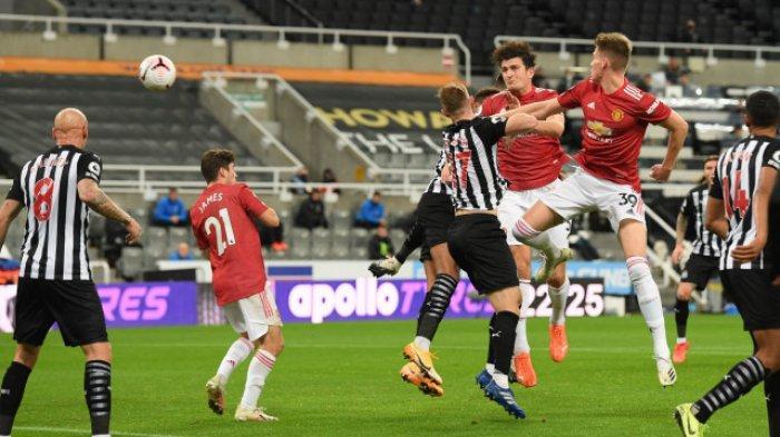 Jadwal Liga Inggris Man United vs Newcastle, Tugas Berat The Magpies di Old Trafford