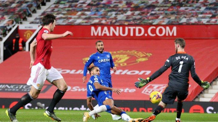 Frustasi Man United Ditahan Imbang Everton,Bruno Fernandes Kirim Pesan untuk Rekan Satu Tim