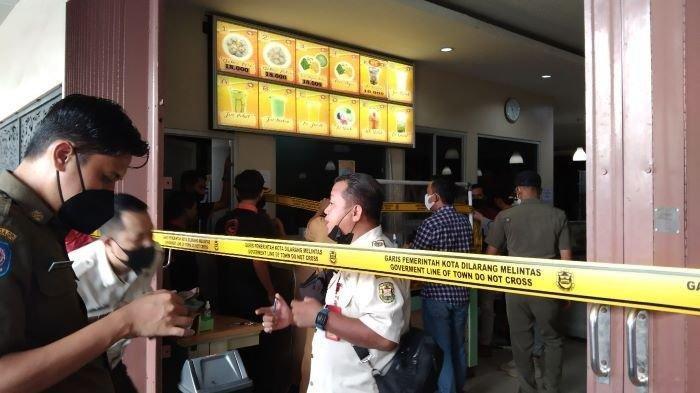 Kronologi Penyegelan 18 Gerai Bakso Sony di Bandar Lampung