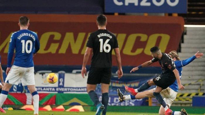 Hasil Liga Inggris Everton vs Manchester City, The Citizen Perpanjang Rekor Kemenangan