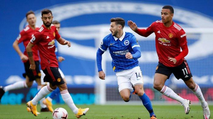 Man United vs Brighton, Tanpa Anthony Martial Solskjaer Berharap Pada Mason dan Rashford