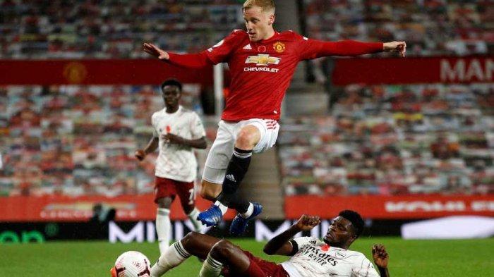 Solskjaer Sebut Donny van de Beek Tetap Bersama Man United untuk Rencana Besar Musim Depan