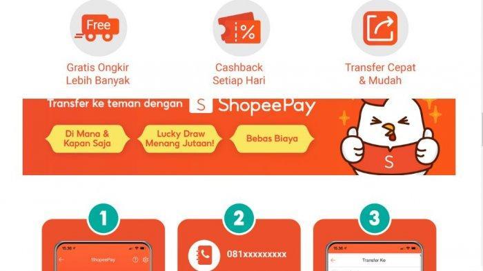 Cara Top Up ShopeePay Melalui Indomart/isaku