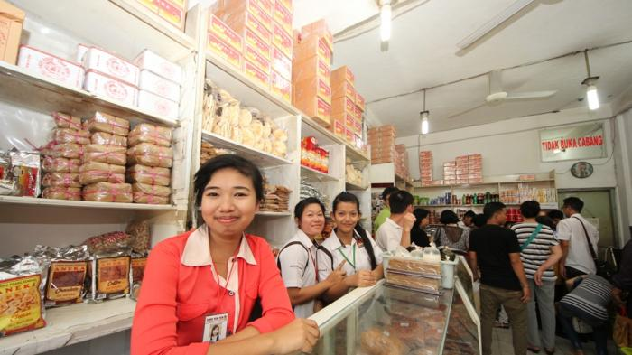 Manisan Yen Yen, Surganya Oleh-Oleh Khas Lampung