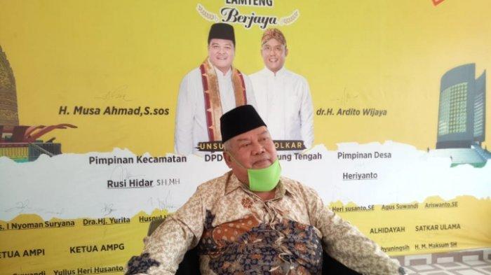 Mudiyanto Thoyib Ajak Masyarakat Lampung Tengah Dukung Musa Ahmad-Ardito Wijaya