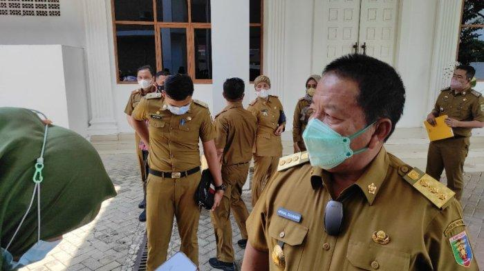 Eks Kadiskes Bandar Lampung ke Mahan Agung, Kalau Sudah Amanah Gubernur Saya Siap