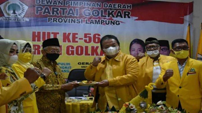 Mantan Ketua DPD Partai Golkar Lampung Karyotomo Tutup Usia