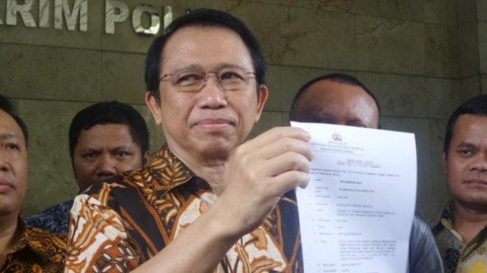Marzuki Alie Dipecat dari Partai Demokrat