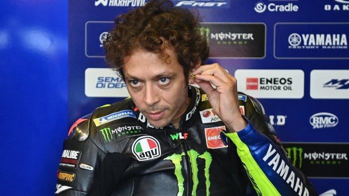Valentino Rossi Didepak dari Yamaha di MotoGP 2021: Itu Kesalahan