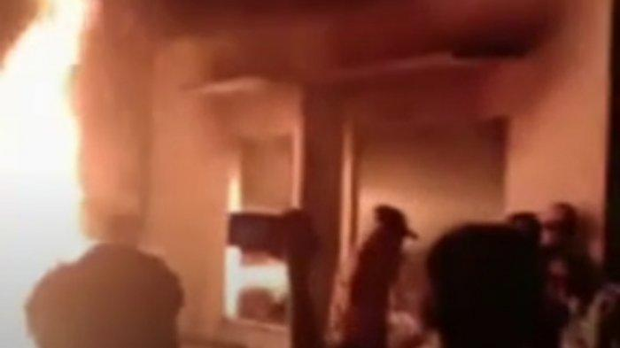 Mapolsek Candipuro Dibakar Massa, Kapolda Lampung Pernah Bilang, 'Itu Begal Kita Tindak Tegas'