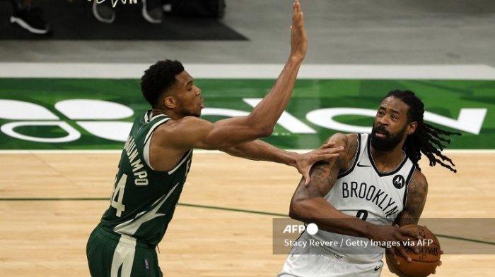 DeAndre Jordan Dapat Berkah Atas Kepergian Marc Gasol dari LA Lakers