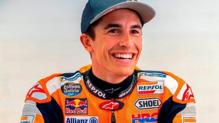 Jadwal MotoGP Spanyol 2021, Marquez Tak Trauma dengan Sirkuit yang Mencelakainya