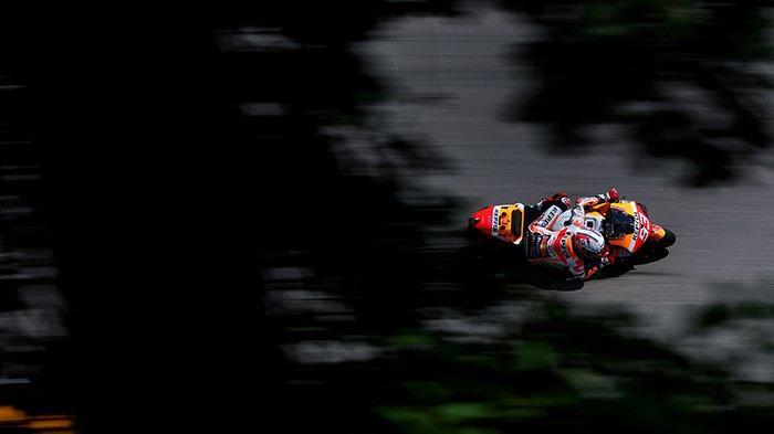 MotoGP Styria 2021, Marc Marquez Janji Tingkatkan Performa Motornya