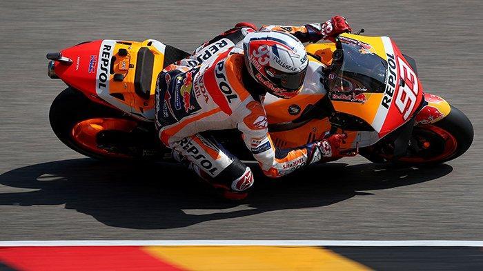 JADWAL MotoGP 2021 Aragon, Marc Marquez Senang Balapan di Sirkuit Aragon
