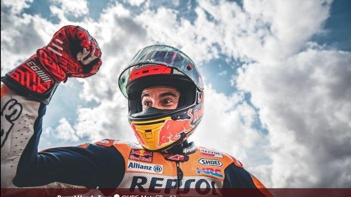 Ternyata Ini Rahasia Marc Marquez Jadi Kampiun MotoGP Aragon 2019
