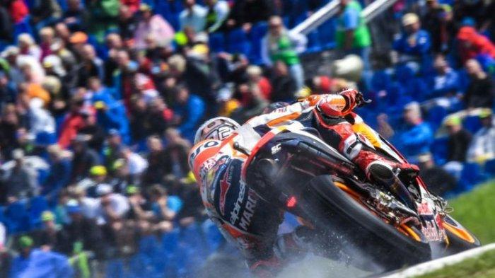 Live Streaming dan Jadwal MotoGP Jerman 2018 - Marc Marquez Raih Pole Position Beruntun 8 Kali