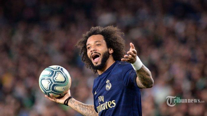 Marcelo Diprediksi Absen saat Laga Leg Kedua Semifinal Liga Champions Chelsea vs Real Madrid