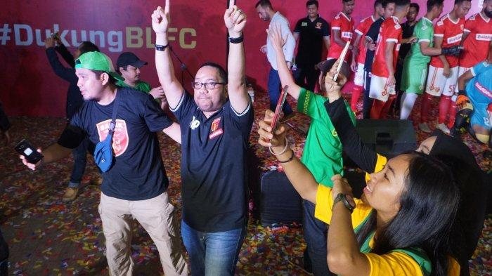 Marco Gracia Paulo Buka Suara soal Masa Depan Badak Lampung FC
