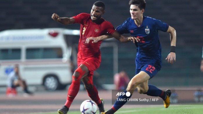 Biodata Marinus Wanewar, Pemain Persis Solo di Liga 2 2021