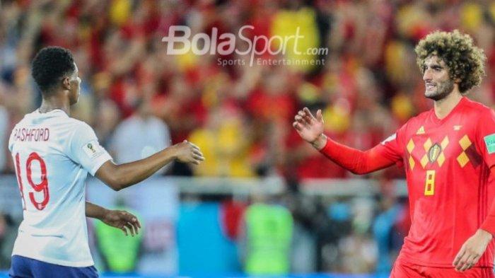 LIVE STREAMING Prancis vs Belgia - Nonton Semifinal di TransTV dan Lewat HP, Ini Komposisi Pemain