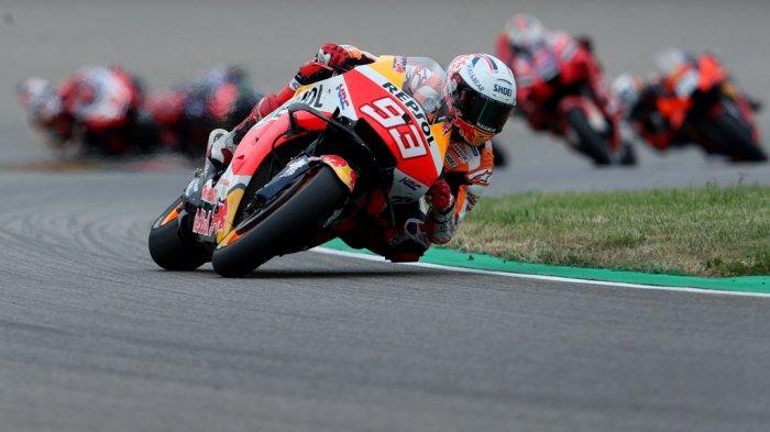 MotoGP Styria 2021, Marc Marquez Soroti Kondisi Motornya