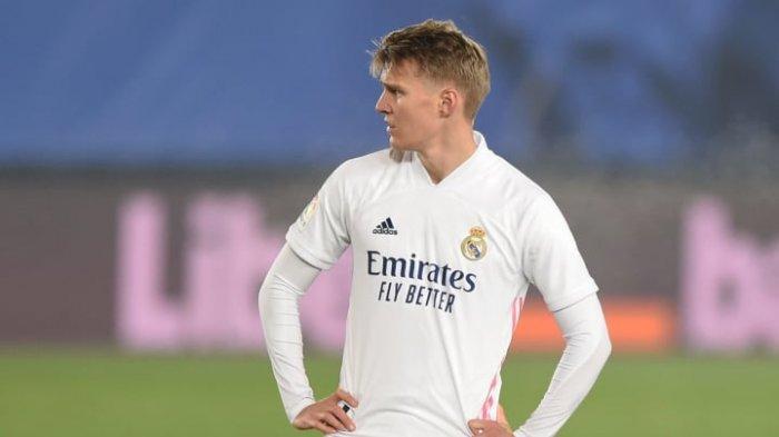 Arsenal Dikabarkan Jalin Kesepakatan Gelandang Serang Real Madrid Martin Odegaard