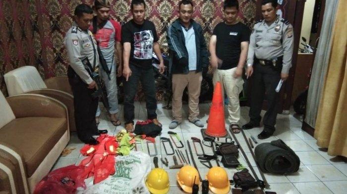Masih Buru 7 Pelaku Pencurian Fiber Optik, Polisi Imbau Warga Melapor jika Temukan Ini