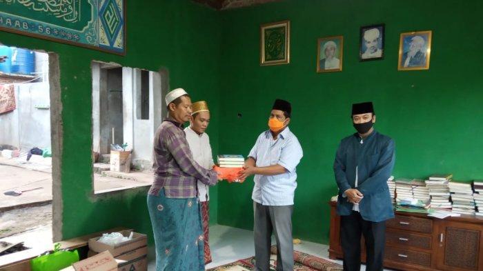 Masjid Al Iman Adakan Kajian Online dan Al Iman Peduli