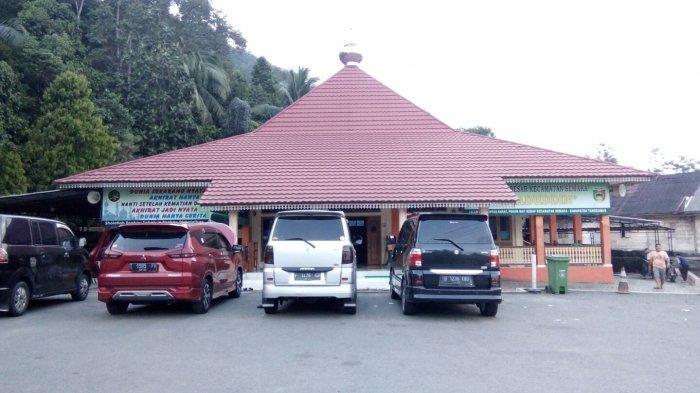 Mau Wisata ke Krui di Pesisir Barat, Jangan Lupa Mampir di Masjid Imaduddin. Nikmati Kopi Gratisnya!