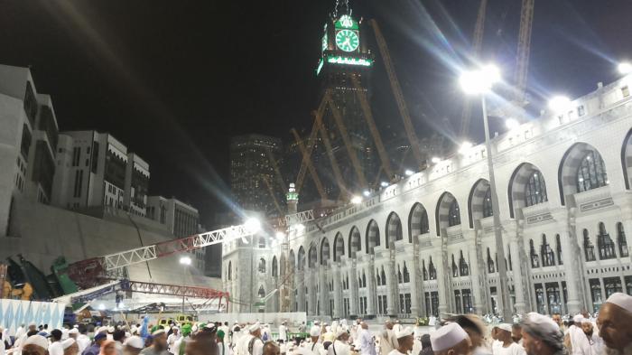 Jamaah Diimbau Tidak ke Masjidil Haram