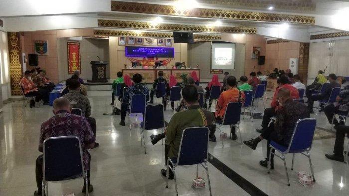 Masuk Musim Penghujan, Bupati Lampung Utara Imbau Stakeholder Antisipasi Bencana Alam