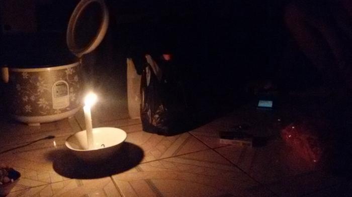 Listrik Padam Enam Jam di Kelurahan Sukarame Bandar Lampung