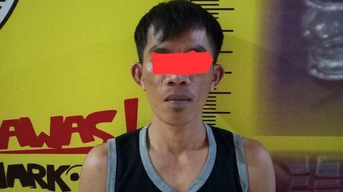 Mau Transaksi Sabu, Pria asal Natar Disergap Polres Pesawaran