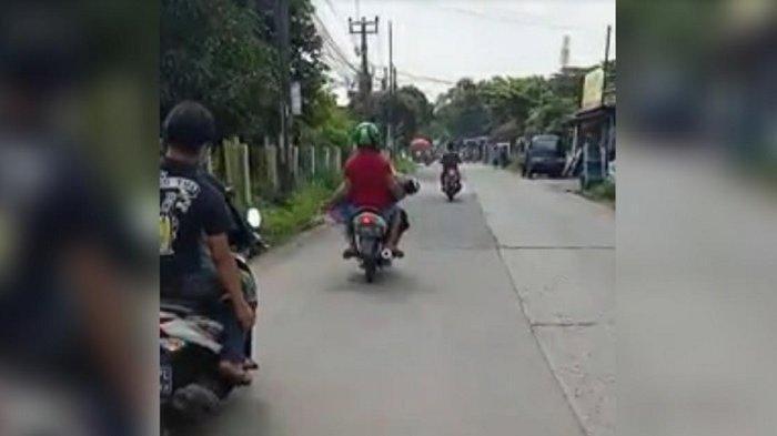 Viral Jenazah Bocah 4 Tahun Dibonceng Motor di Bogor, Perekam Salahkan Pihak RS