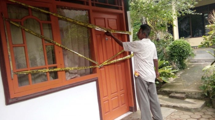 Ini Dugaan Sementara Penyebab Tewasnya Siti Aisyah di Kamar Indekos