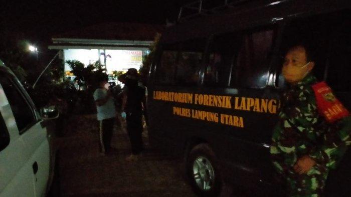 Jasad yang Ditemukan di Sungai Tulung Balak Lampung Utara Bernama Ucung