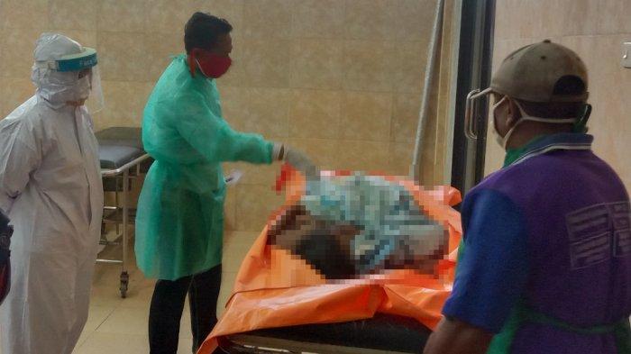 BREAKING NEWS Perempuan Tambun Ditemukan Tak Bernyawa di Dekat Pasar Pringsewu