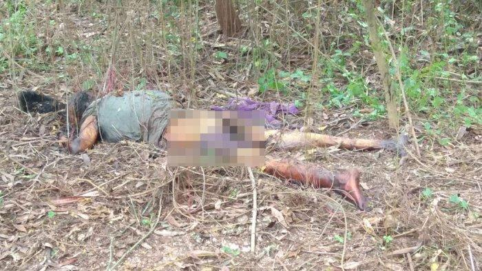 Geger Penemuan Mayat Perempuan Membusuk di Samping Hotel Sahid Lampung