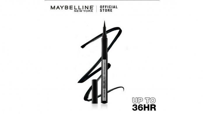 Ilustrasi Maybelline Line Tattoo High Impact Eyeliner. Simak harga Maybelline Line Tattoo High Impact Eyeliner di dalam promo Tokopedia 2021