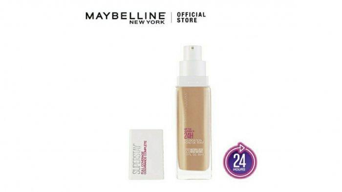 Ilustrasi. Maybelline Superstay Liquid Matte Foundation
