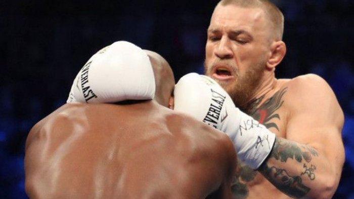 Video Detik-detik Conor McGregor Ngamuk Hancurkan Bus Berisi Petarung UFC, 1 Orang Terluka
