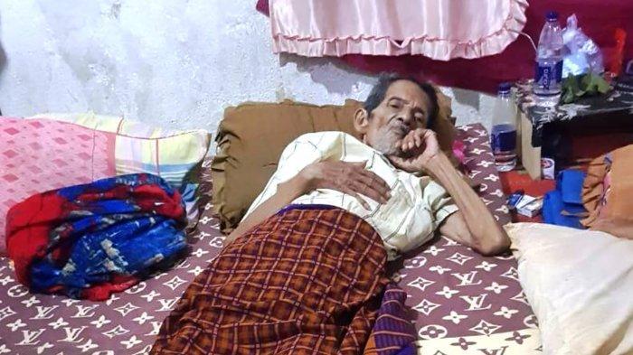 Warga Miskin Butuh Bantuan, Mbak Binarjo Hanya Bisa Terbaring Lemah di Tempat Tidur