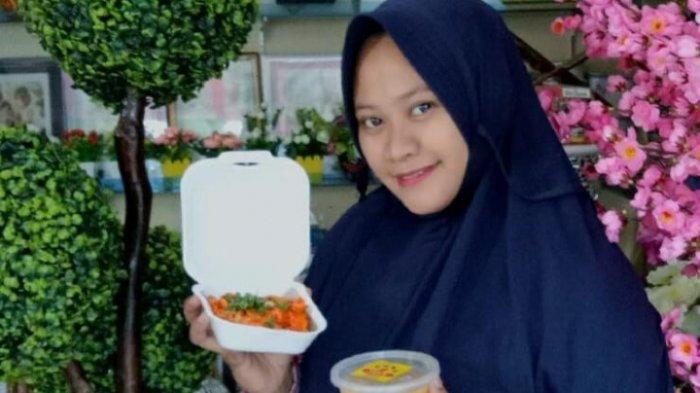 Otak-otak Mercon Rambah Bandar Lampung, Sehari Ludes 25 Kotak