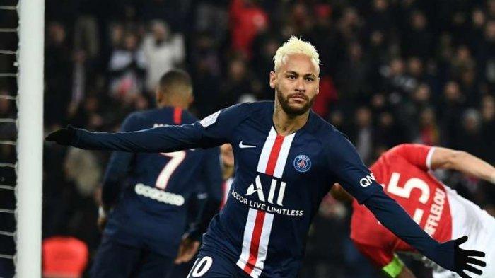 Megabintang PSG Neymar Jr Siap Diturunkan Saat Hadapi Manchester United di Liga Champions 2020-2021