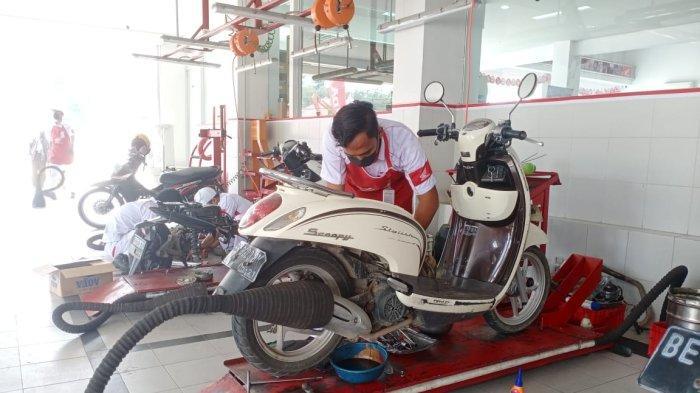 Info Motor, Tips Merawat Motor Honda Scoopy Agar Tidak Menepi