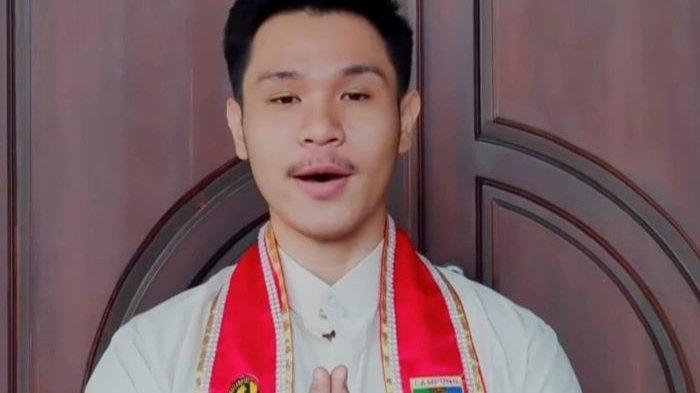 Mekhanai Lampung 2020 Fachri Ramadhan Silaturahmi Lebaran via Zoom