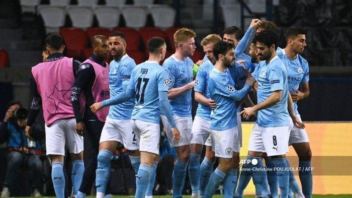 Menang Atas Crystal Palace, Manchester City Semakin Dekat dengan Gelar Juara Liga Ingris