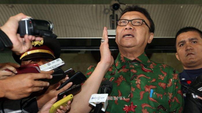 Ditanya Soal Pilgub Ulang di Lampung, Ini Jawaban Mendagri Tjahjo Kumolo
