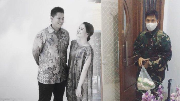 KRI Nanggala 402 Tenggelam, Istri Keponakan Prabowo Subianto Tegar Kehilangan Suami
