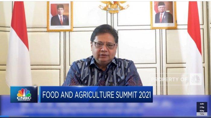 Airlangga : Penguatan Sektor Pertanian untuk Ketahanan Pangan dan Peningkatan Kesejahteraan Petani